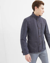 Ted Baker Removable quilted lining jacket