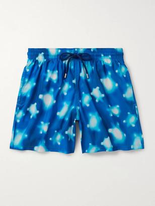 Vilebrequin Mahina Slim-Fit Mid-Length Printed Swim Shorts