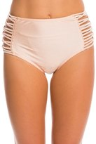 O'Neill Lux Solids High Waist Bikini Bottom 8140458