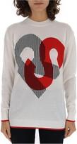 Sonia Rykiel Monogram Motif Sweater