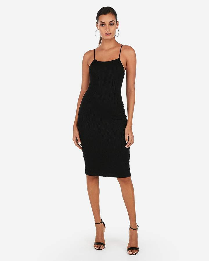 e5648da0267 Black Cut Out Back Dresses - ShopStyle