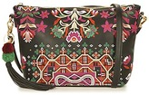 Desigual BOLS_CATANIA BOBY Black / Multicoloured