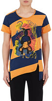 Vivienne Westwood MEN'S GRAFFITI-PRINT COTTON T-SHIRT