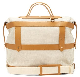 Paravel Weekender Canvas Holdall - Womens - Tan Multi