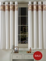 By Caprice Capri Eyelet Curtains
