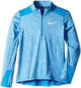 Nike Dry Element 1/2 Zip Running Top Boy's Clothing