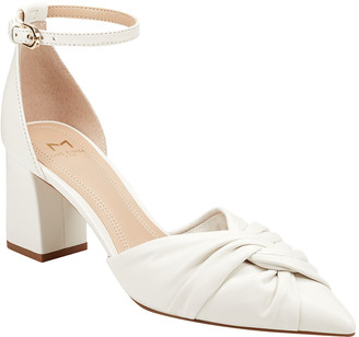 Marc Fisher Ziya Leather Pump