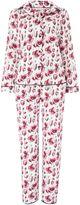 Cyberjammies Stephanie floral pyjama set