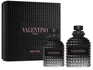 Valentino Uomo Born In Roma Eau de Toilette 2-Piece Set - $172 Value