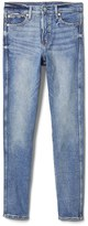 Gap High rise super slimming jeans