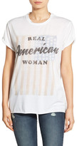 The Laundry Room &Real American Woman& Graphic Tee