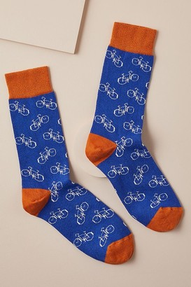Catherine Tough Davie Bicycle Socks