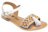 Penny Loves Kenny Women's Syclone Tassel Ankle Strap Sandal