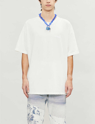 Stampd Los Angeles graphic-print cotton-jersey T-shirt