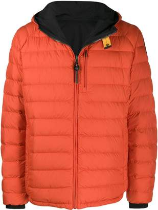 Parajumpers reversible puffer jacket
