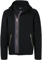 Kolor hooded jacket