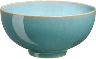 Denby Azure Stoneware Fruit Rice Bowl