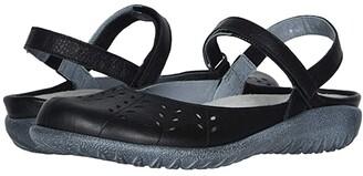 Naot Footwear Rari (Soft Black Leather) Women's Shoes
