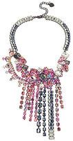 Betsey Johnson Harlem Shuffle Drama Necklace