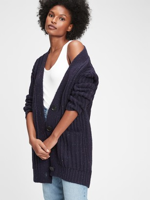 Gap Textured Cardigan