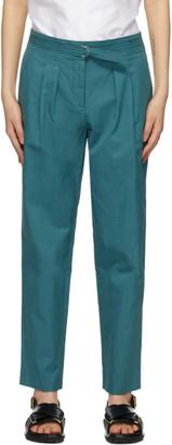 A.P.C. Blue Sarah Trousers