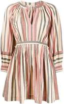 Ulla Johnson Short Striped Dress
