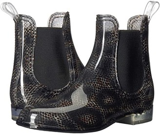 Report Stormy (Black Exotic) Women's Shoes
