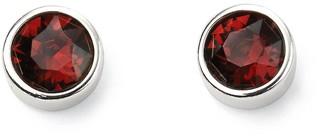 Swarovski Birthstone Silver Earrings