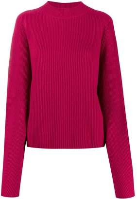 Chloé Ribbed Knit Sweater
