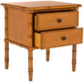 One Kings Lane Erickson 2-Drawer Nightstand - Caramel