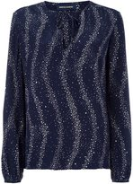 Vanessa Seward star print blouse - women - Silk - 38