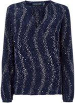 Vanessa Seward star print blouse