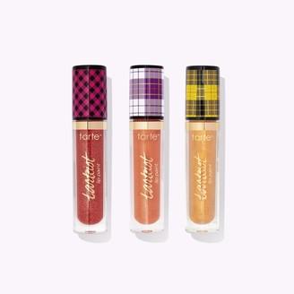 Tarte hygge & kisses tarteist REMIX lip gloss trio