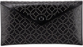 Alaia Louise Embellished Clutch Bag