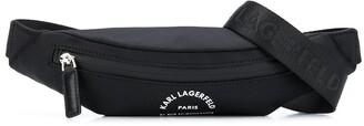 Karl Lagerfeld Paris Rue St Guillaume small belt bag
