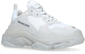 Balenciaga Triple S Clear Sole Sneakers