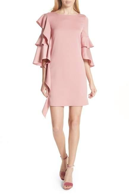 Ted Baker Ruffle Tunic Dress