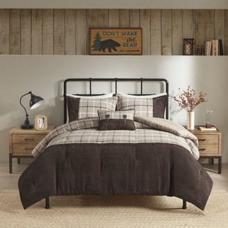 Woolrich Anaheim Plaid Comforter Set