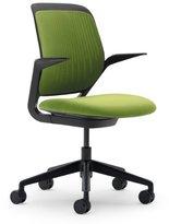 Steelcase Cobi Chair, Wasabi Fabric