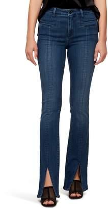 Sanctuary Split Front Seam Bootcut Jeans