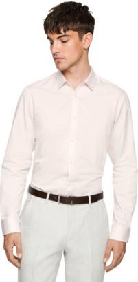 yd. Soft Pink Mission Slim Dress Shirt