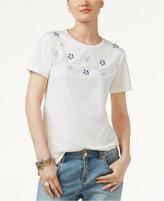 MICHAEL Michael Kors Embellished T-Shirt