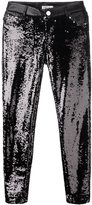 Zoe Karssen sequinned trousers