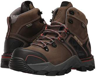 Irish Setter 6 Crosby Waterproof 83216 (Black/Gray) Women's Work Boots
