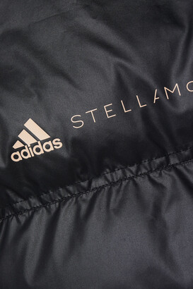adidas by Stella McCartney Quilted Shell Hooded Jacket