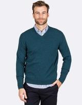 Blazer Pembroke V-Neck Knit