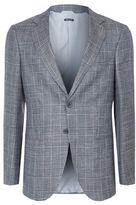 Giorgio Armani Pow Check Jacket