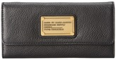 Marc by Marc Jacobs Classic Q Long Trifold