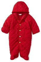 Polo Ralph Lauren Baby Boys' Quilted Bunting Snowsuit, Aviator Navy Blue