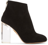 Charlotte Olympia Black Alba Ankle Boots